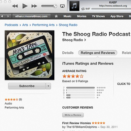 Shoog_Radio_iTunes_Proj